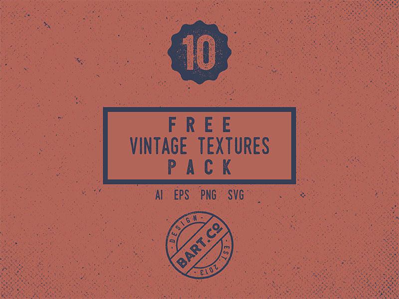 free-vintage-textures-pack