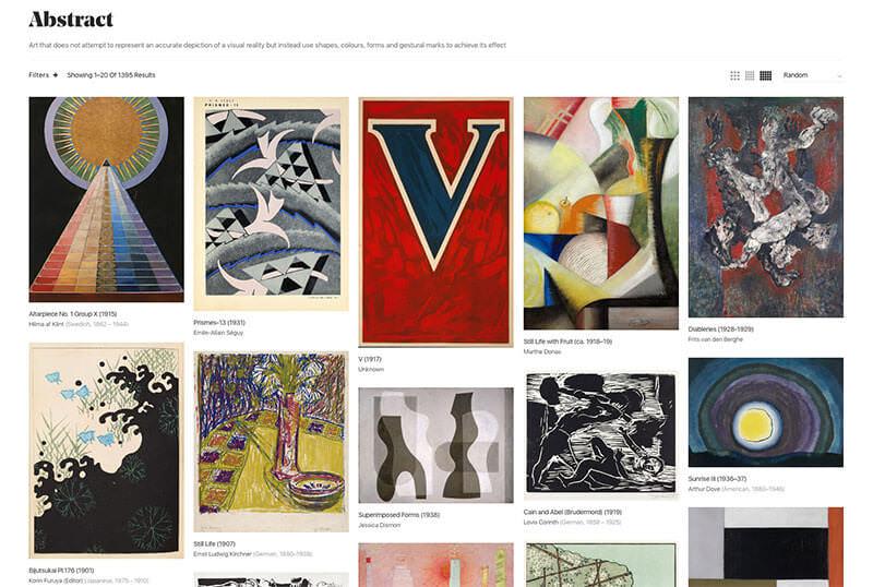abstract_-_artvee