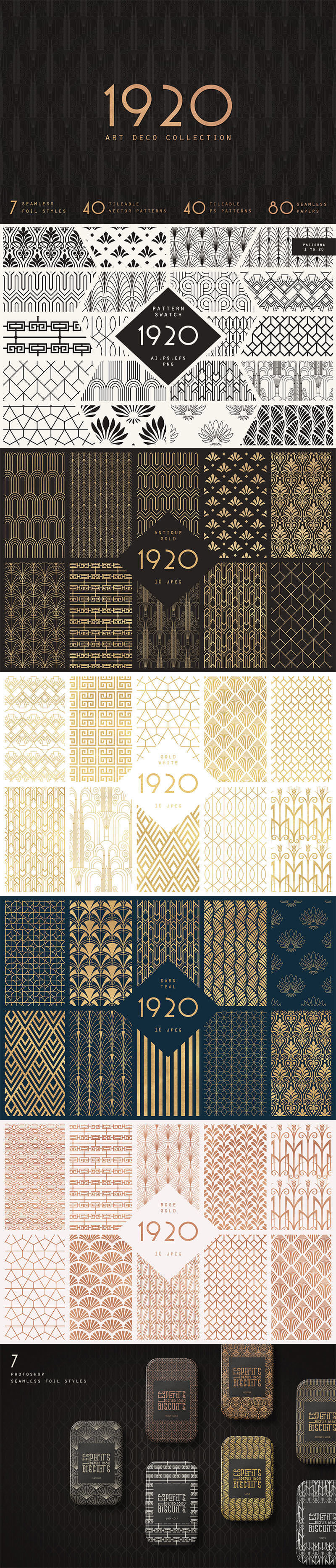 1920-Art-Deco-Seamless-Patterns-cover