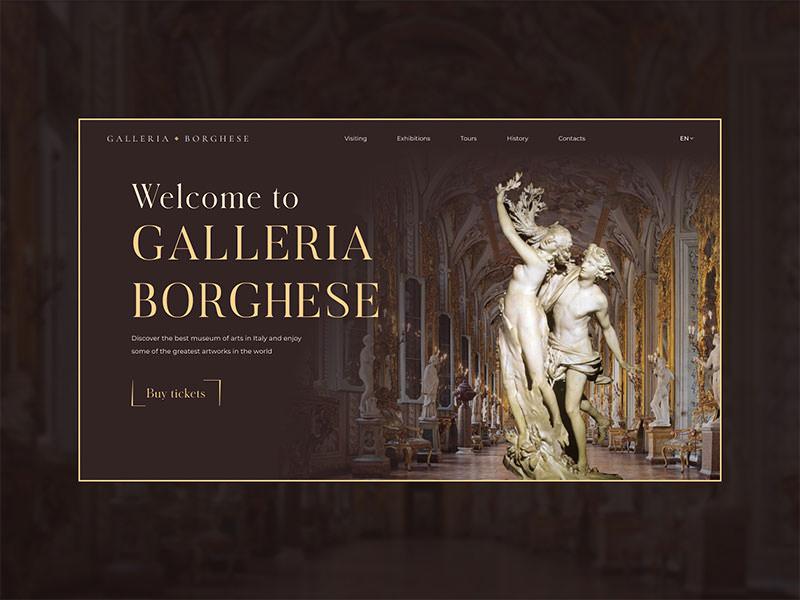 baroque---museum-concept
