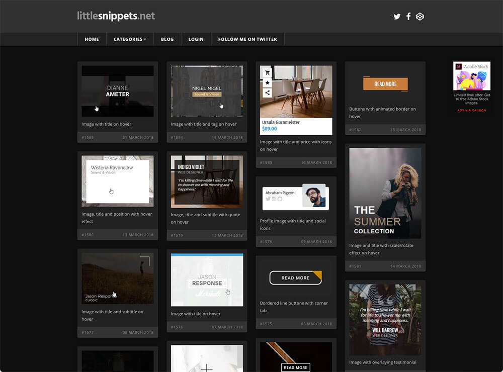LittleSnippets_net_-_A_free_collection_of_CSS3_HTML_snippets__New_entries_crafted_and_added_daily_