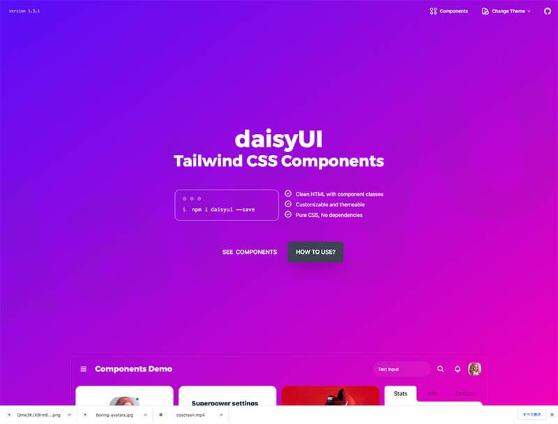 DaisyUI_-_Tailwind_CSS_Components