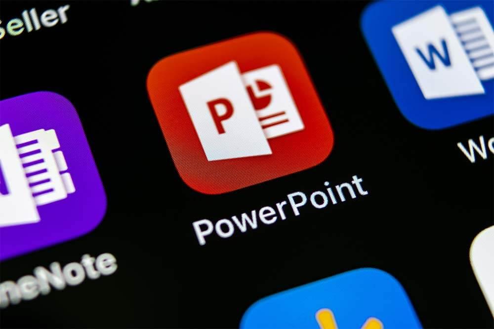 Microsoft PowerPointの画像