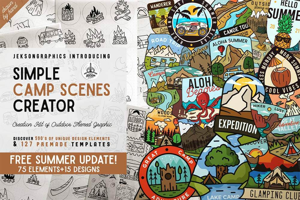 Simple-Camp-Scenes-Creator-Kit-Update-1