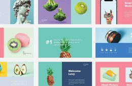 Free Design Resources PowerPoint Template 3